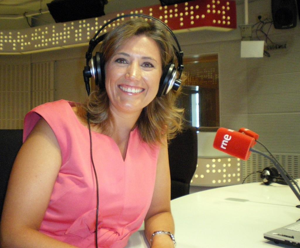 Silvia Álava en RNE