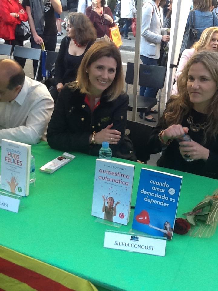 Silvia Álava y Silvia Congost firmas en librería Alibri