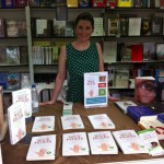 Silvia Alava feria del libro de Madrid