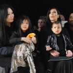 Niños, Pasarelas y Front Rows