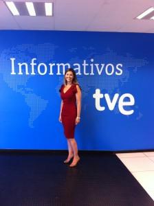 Silvia Álava TVE