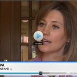 Silvia Álava - Telediario - Libro Conejo