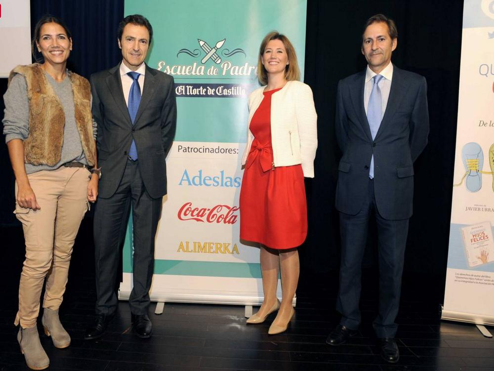 Silvia Alava - El Norte de Castilla - Escuela de Padres
