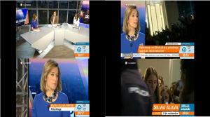 Silvia Alava - Madrid Despierta - Fenómeno Fan