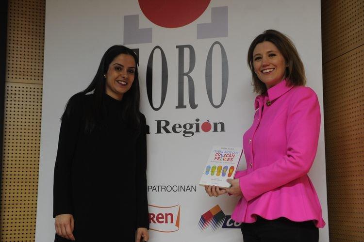 Foro La Región Silvia Álava31-3-16