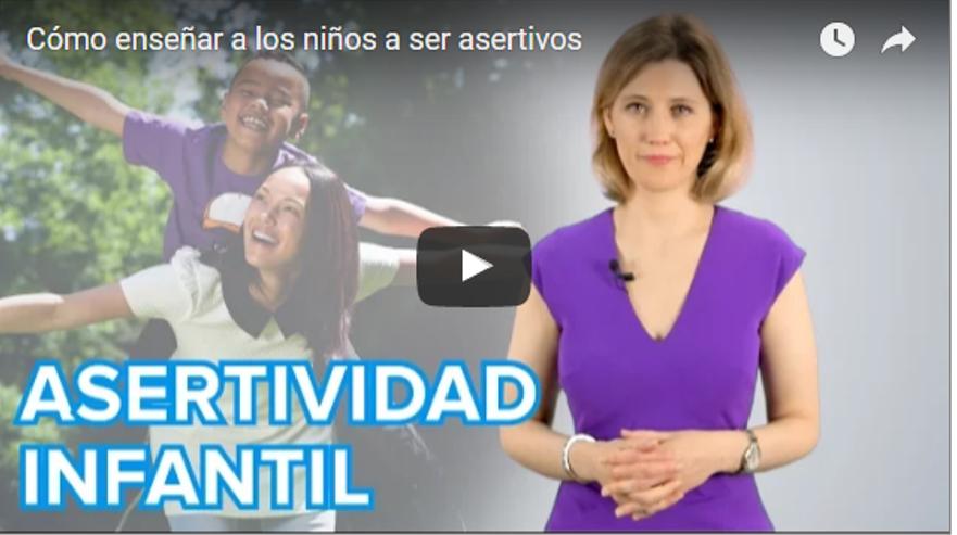 Asertividad Infantil - guiainfantil - Silvia Álava