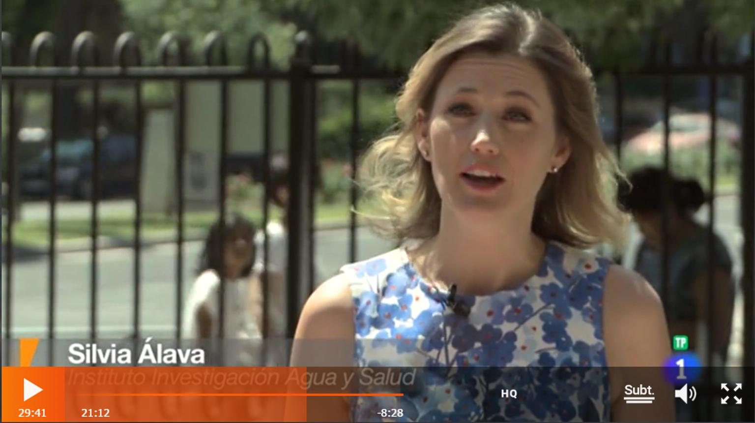 Seguridad Vital - hidratación - Silvia Álava