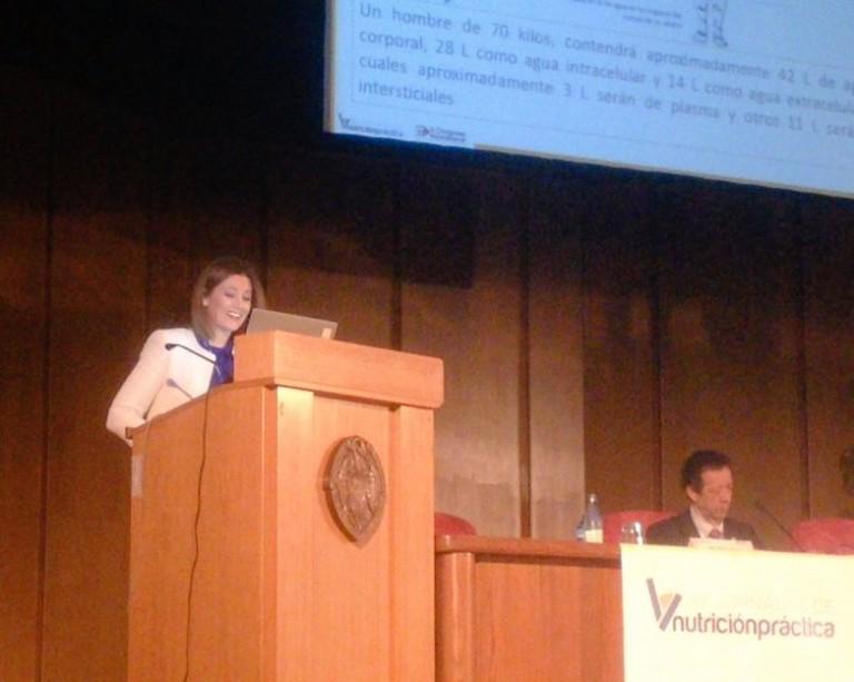 Silvia-Alava - X Congreso de Nutrición Madrid