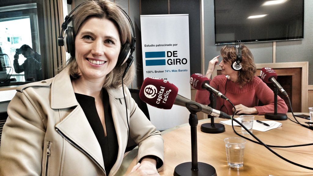 Silvia Álava - Capital Emocional - Capial Radio