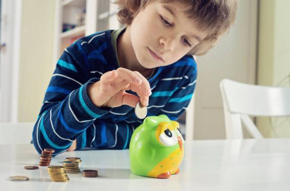 paga a los niños