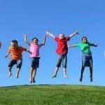 Niños felices - Día de la Felicidad