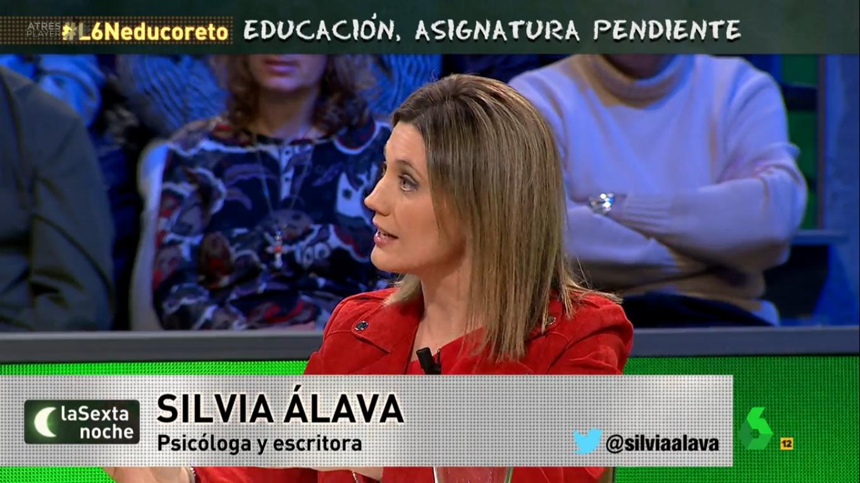 Silvia Álava La Sexta Noche