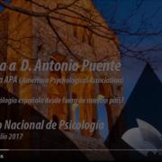 Antonio Puente Entrevista