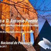 Entrevista a D. Antonio Puente, presidente de la APA