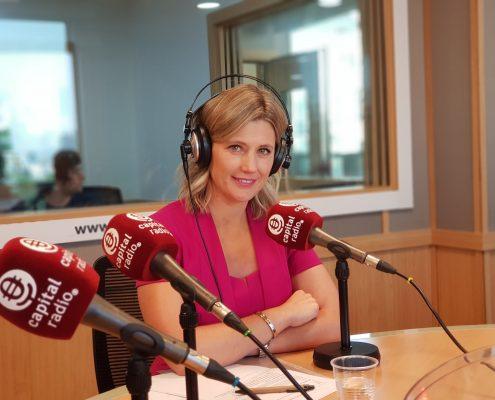 Silvia Álava - Capital Emocional - Capital Radio