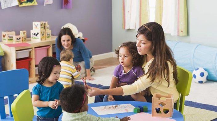 Adaptación de los niños a la Guardería