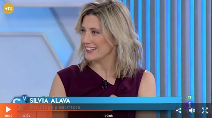 Silvia Álava - Saber Vivir - TVE