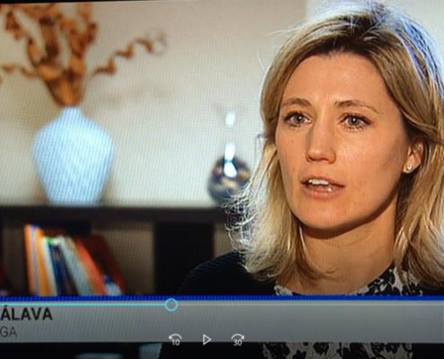 Silvia Álava Informativos de TVE - Florida