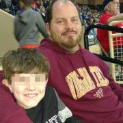 Castigos al acosador Bryan Thornhill (Roanoke, EE UU)