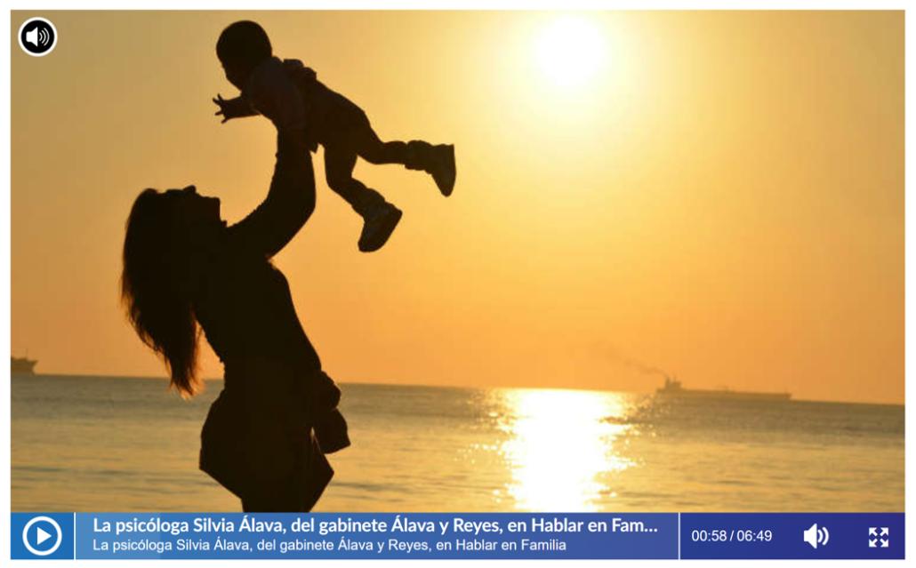 Podcast Silvia Álava - Hablar en familia - Cadena COPE