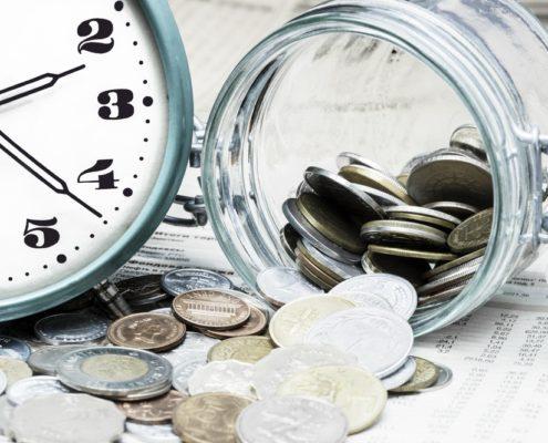 Tiempo o Dinero para lograr la Felicidad