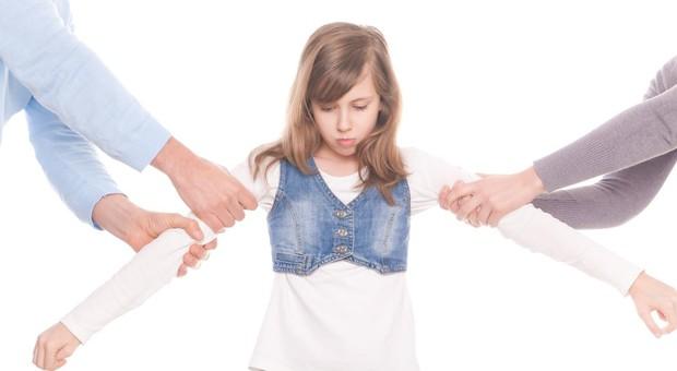 Niños y padres ante el divorcio