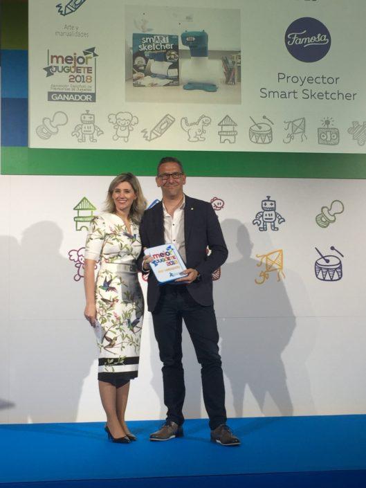 Premios Mejores Juguetes 2018