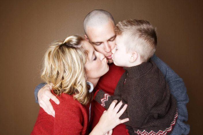 Besos niños - Buena Vida