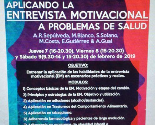 CPA UAM Aplicando la entrevista motivacional a problemas de salud