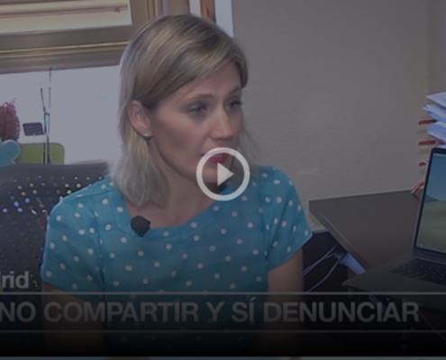 España Directo - Silvia Álava - Redes Sociales - Acoso