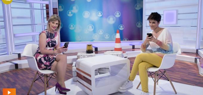 Redes sociales - Saber Vivir - Silvia Álava