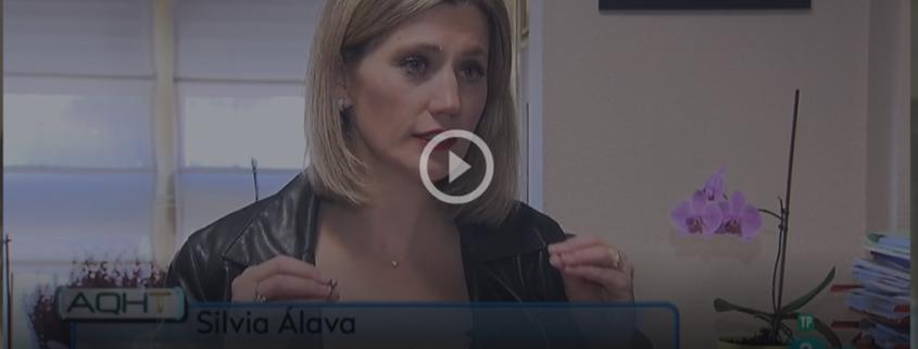 Silvia Álava - Aquí Hay Trabajo - Burn Out