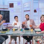 Saber Vivir - Comer en compañía - Silvia Álava