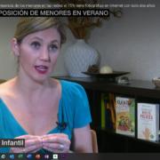 Silvia Álava - La Sexta - Niños y Redes Sociales