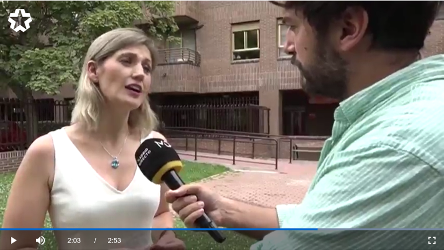 Silvia Álava - TeleMadrid