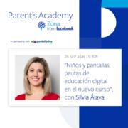 Empantallados - Facebook - Silvia Álava