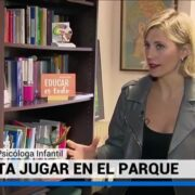 Silvia Álava - Videojuegos y actividad física en Telenoticias de Telemadrid