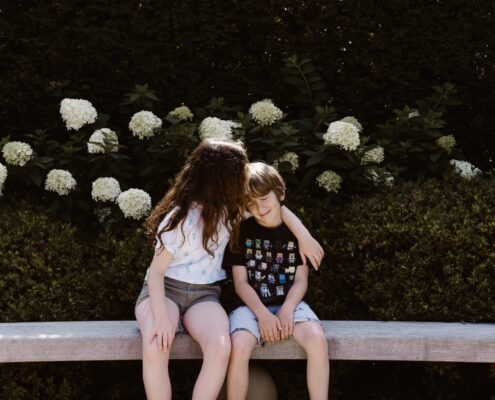 No mentir a los niños - Photo by Annie Spratt on Unsplash