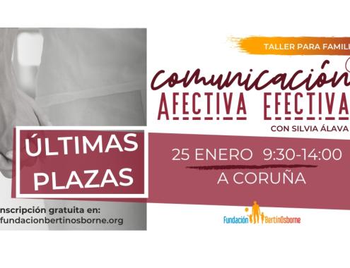 Comunicación Afectiva - Fundación Bertín Osborne