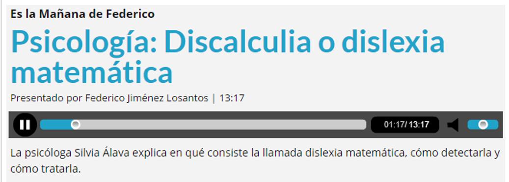 Discalculia