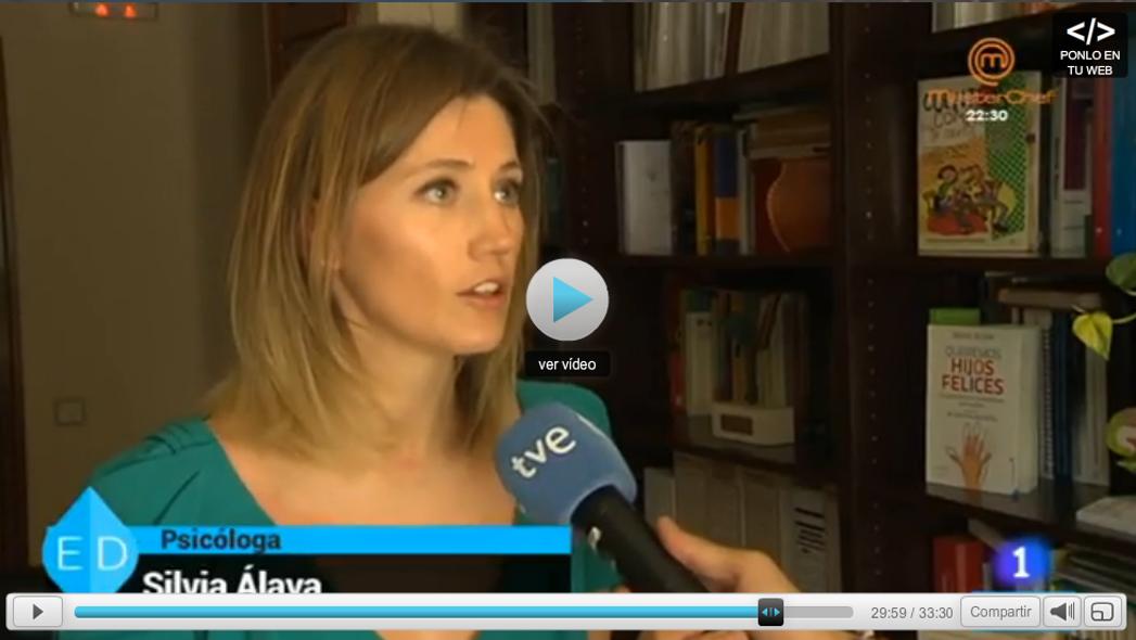 Silvia Alava - España Directo 26/05/15
