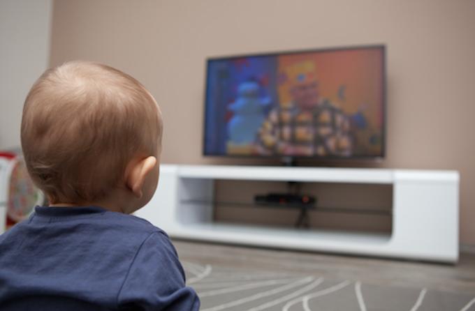 Niños y televisión