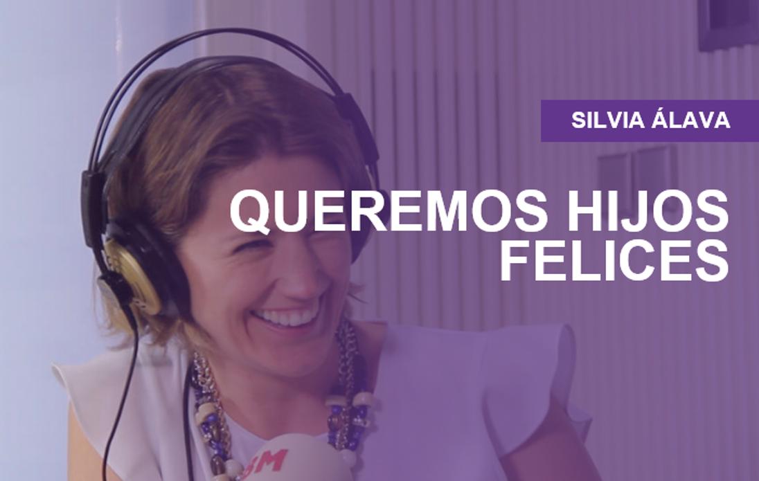 Silvia Álava - Ya Veremos M80 Radio - Juan Luís Cano