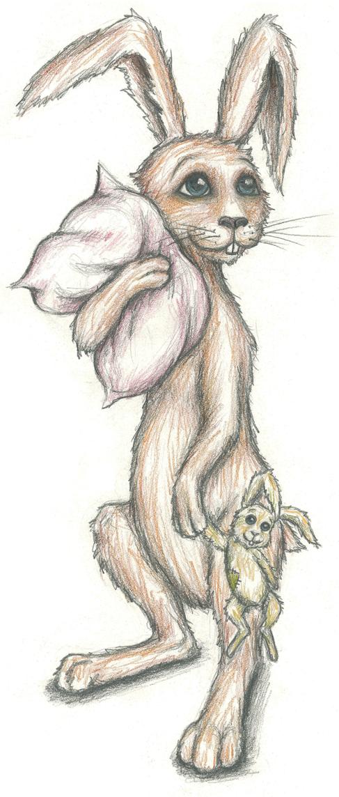 El conejito que quiere dormirse' es el título del libro de Carl-Johan Forssén Ehrlin