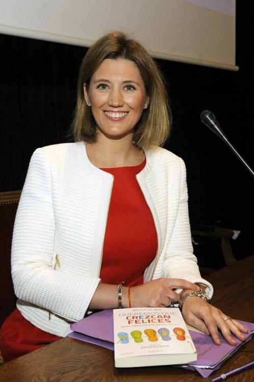 Silvia Alava - Escuela de Padres - El Norte de Castilla