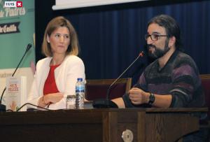 Silvia Alava - Presentación Escuela de Padres - El Norte de Castilla