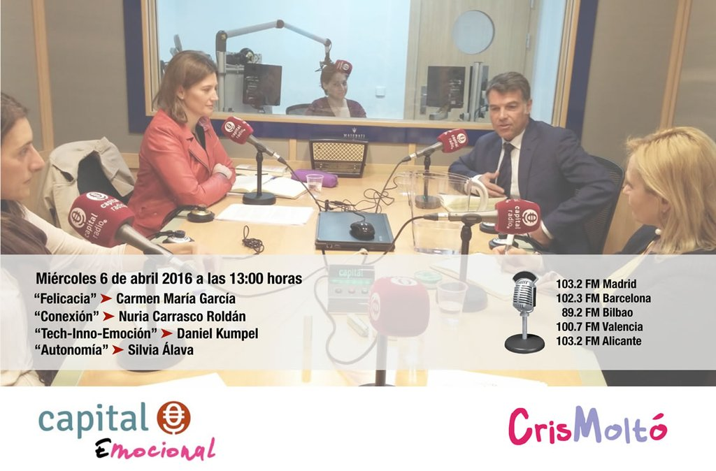 Capital Radio - Silvia Álava