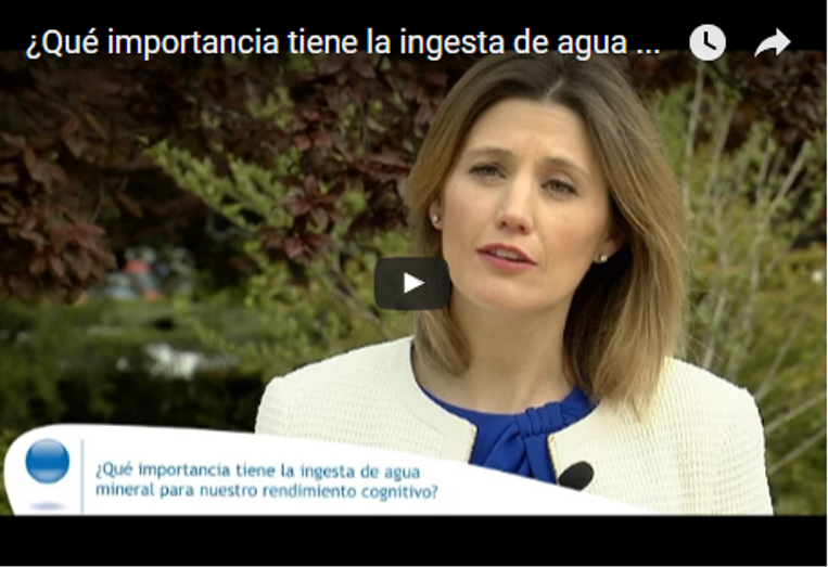 Importancia de la ingesta de agua - Silvia Álava