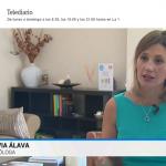 Telediario 15h del 060916 - Silvia Álava - Vuelta al cole