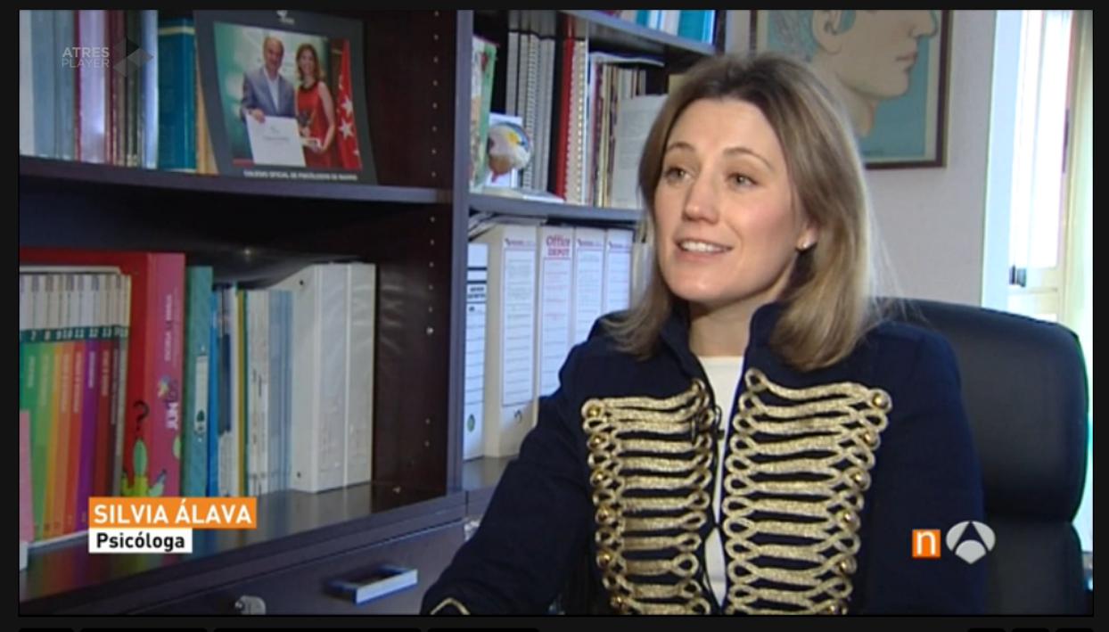 Silvia Álava - Antena 3 Noticias